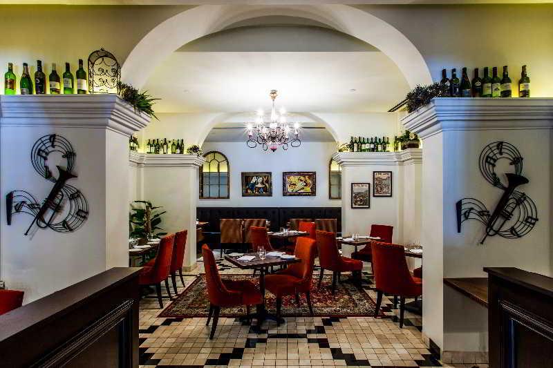The Sultan Hotel - Restaurant