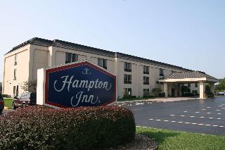 Hampton Inn Chicago…, 405 Airport Rd.,405