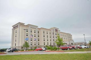 Hampton Inn & Suites…, 100 Mcnabb Field Road,100