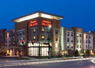Hampton Inn & Suites…, 1212 Cuming Street,