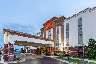 Hampton Inn & Suites…, 2061 Shell Drive,2061