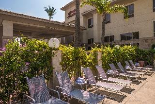 Hampton Inn & Suites…, 4500 East Mills Circle,