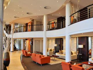 Premier Hotel East London ICC - Diele