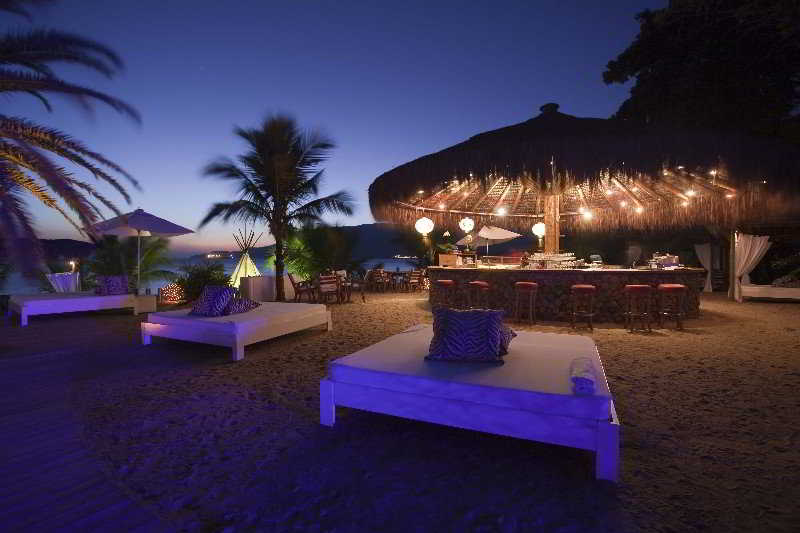 DPNY Beach Hotel & Spa - Terrasse