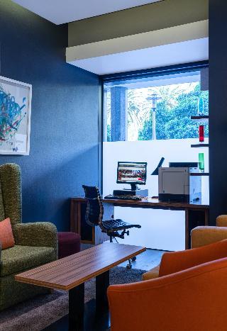 Park Inn by Radisson Cape Town Foreshore - Diele