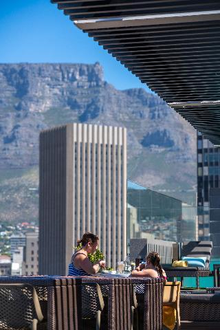 Park Inn by Radisson Cape Town Foreshore - Terrasse