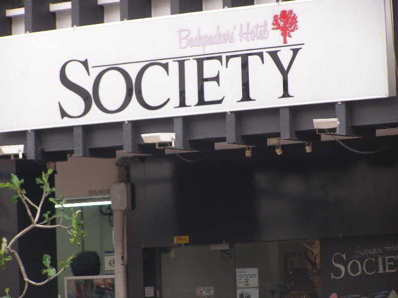 Society Backpackers' Hotel - Generell