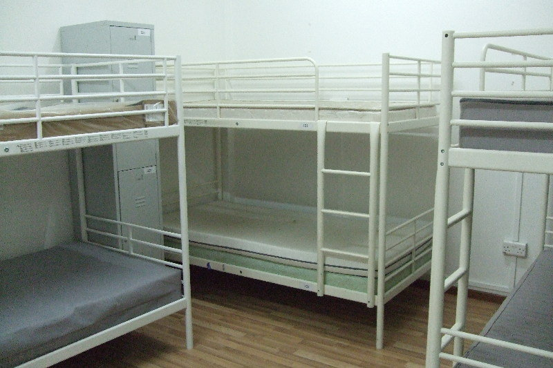 Society Backpackers' Hotel - Zimmer