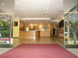 Metropolitan YMCA Singapore - Diele