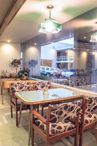 Best Western Mirador - Restaurant