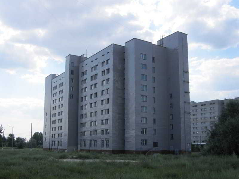 Hostel 3 of Technical…, Tsylinogradska 56. Kharkiv,