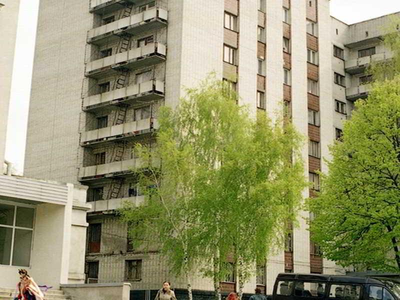 Hostel 3 Polytechnic…, Tsylinogradska. Kharkiv 56,56