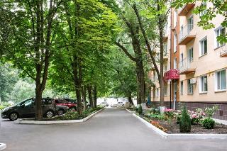 Nivki hotel, 16e, Ak. Tupoleva St,20