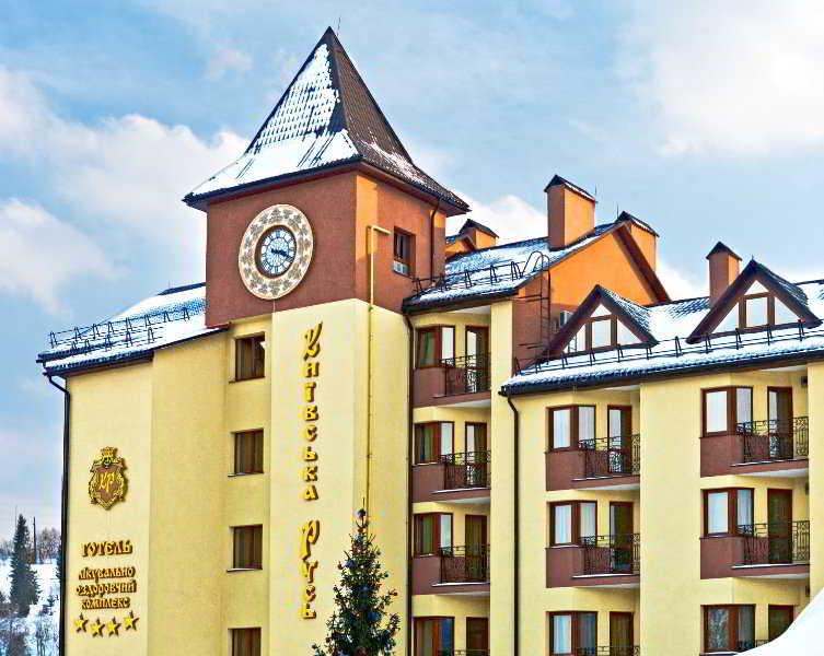 Kyivska Russ Hotel, Shevchenka Str.,2a