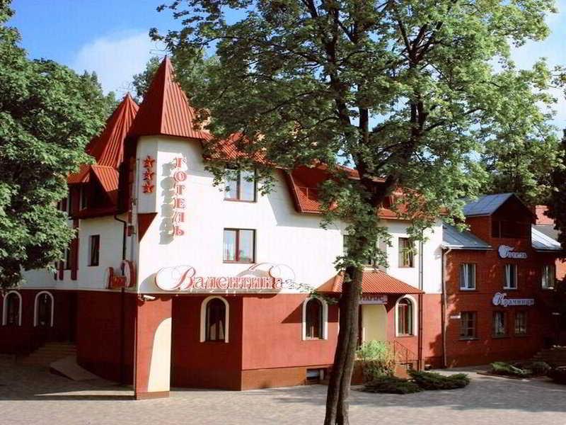 Valentyna Hotel, Yasna Str.,7