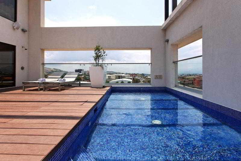 Holiday Inn San Jose Escazu - Terrasse