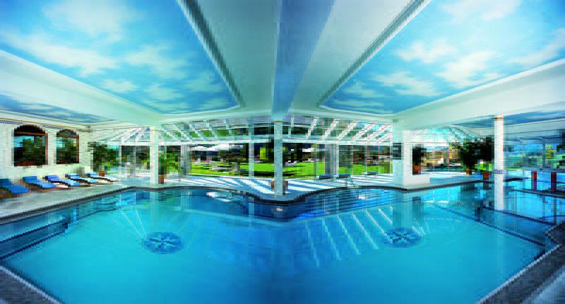 Oberforsthof - Pool