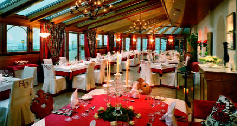 Oberforsthof - Restaurant