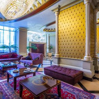 Sapphire Hotel - Diele