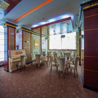 Sapphire Hotel - Restaurant