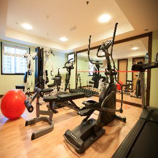 Citymax Sharjah Hotel - Sport