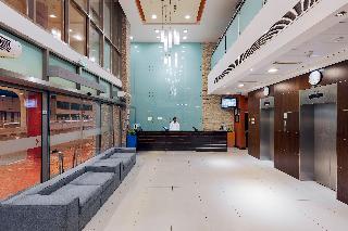 Citymax Sharjah Hotel - Diele