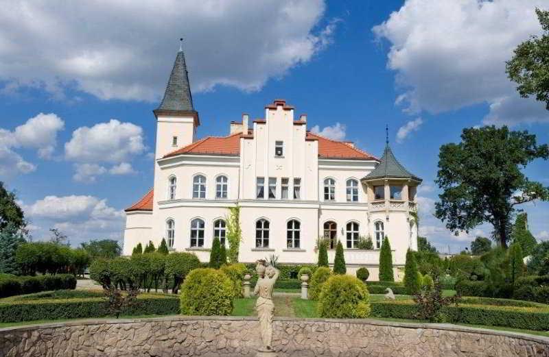 Zespol Palacowo Parkowy, Brzezno,1