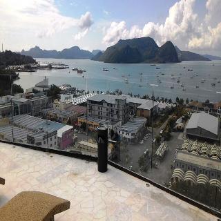 My Hotel - Terrasse