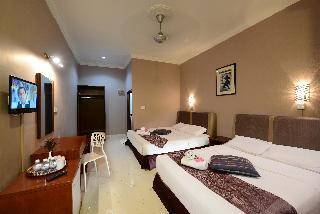 White Lodge - Zimmer