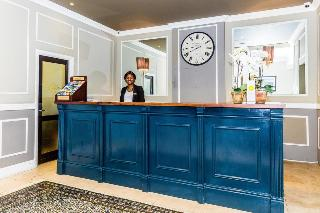 The New Tulbagh Hotel - Diele