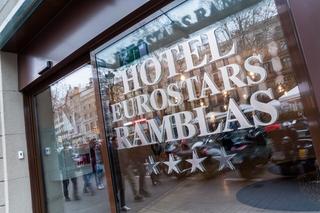 Eurostars Ramblas, Barcelona, Las Ramblas