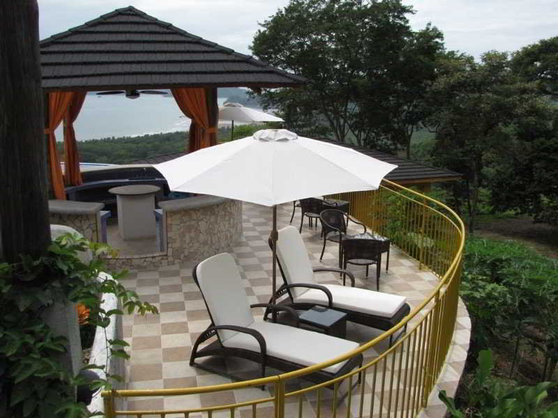 Eco Boutique Hotel Vista Las Islas Reserva Natural - Terrasse