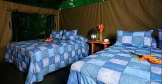 Pozo Azul Tent Suites, La Irgen De Sarapiqui, 200m…