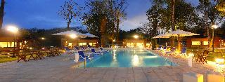 Gran Hotel Tourbillon - Terrasse