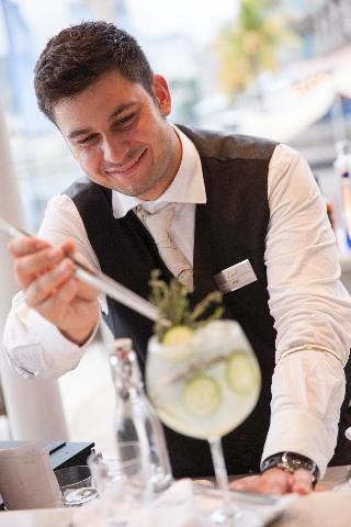 Labourdonnais Waterfront Hotel - Bar