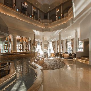 Labourdonnais Waterfront Hotel - Diele