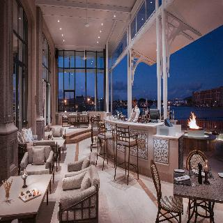 Labourdonnais Waterfront Hotel - Terrasse