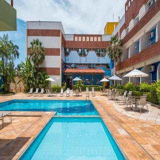 Brisamar Hotel Sao Luis - Pool