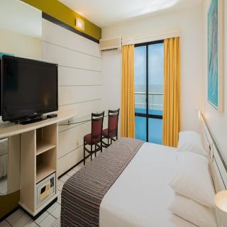 Brisamar Hotel Sao Luis - Zimmer