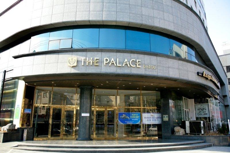 The Palace, 688-1 Bongduk-dong Nam-gu,