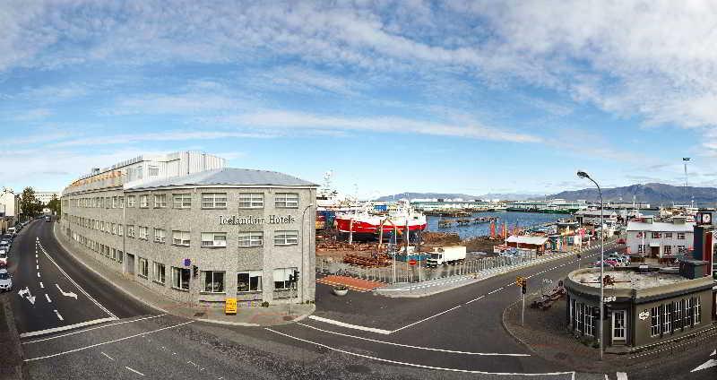 Icelandair Hotel Reykjavik…, Myrargata,2