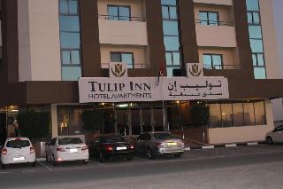 Tulip Inn Royal Suites Ajman - Generell