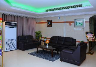 Tulip Inn Royal Suites Ajman - Terrasse
