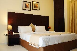 Tulip Inn Royal Suites Ajman - Zimmer