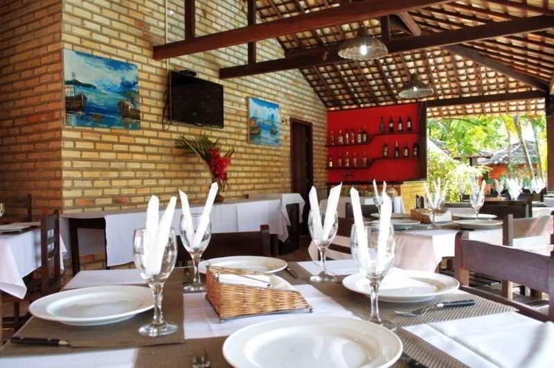 Pousada Das Canoas - Restaurant
