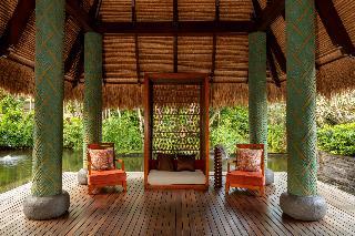 Anantara Maia Seychelles Villas - Diele