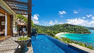 Anantara Maia Seychelles Villas - Terrasse