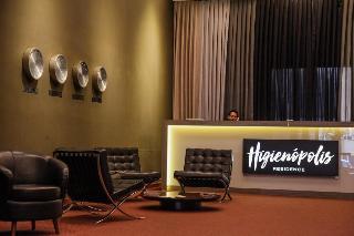 Higienopolis Hotel & Suites - Diele