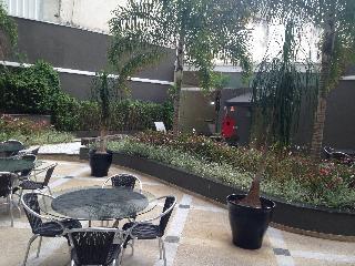 Higienopolis Hotel & Suites - Terrasse