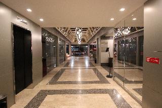 Boulevard Plaza - Diele